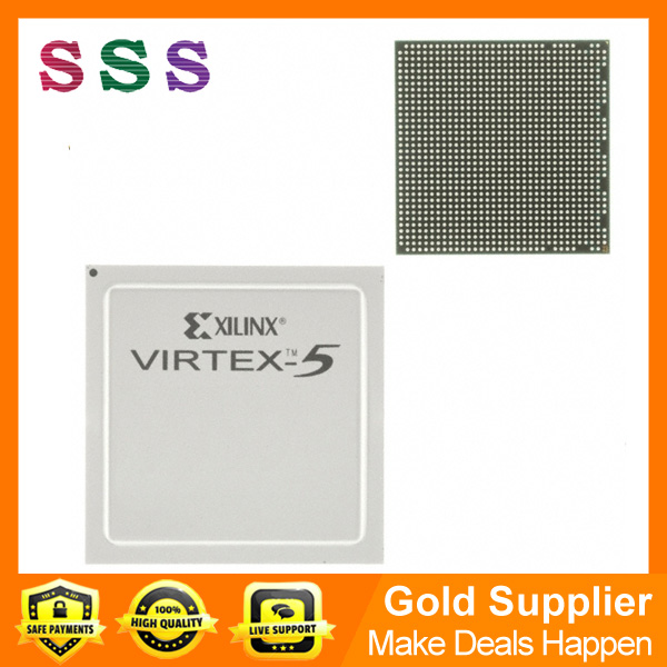 Original New Xilinx xc5vlx330-2ffg