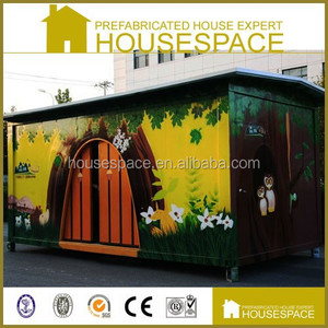 Customized New Type Design Kit Prefabricated Home