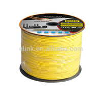 colorful High performance speaker cable speaker wire car speaker cable for Home Theater