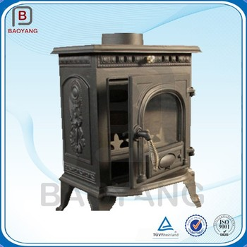 Cheap Smokeless Cast Iron Wood Burning Stove For Sale