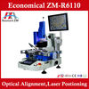 infrared bga preheater rework station ZM-R6110 with CCD vision system