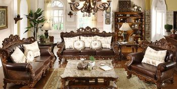 Wooden Sofa Set Designs India
