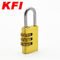 Brass High Quality brass padlock Combination Padlock Luggage Lock Combination Padlock (password lock)