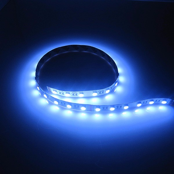 12 v 24 v Smd5050 5 m Flexibele Rgb Licht Outdoor IP68 Waterdichte Led Strip