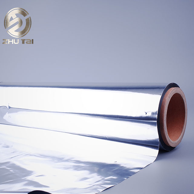 Metalized PET/PVC/BOPP/CPP Twist verpakking Film