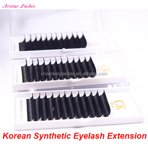 color eyelash extension box high quality wimperverlenging eyelash extension liquid