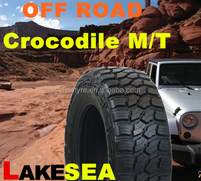 Off road tire Mud tire 33 35 12.5 20 MT lakesea China best tire factory