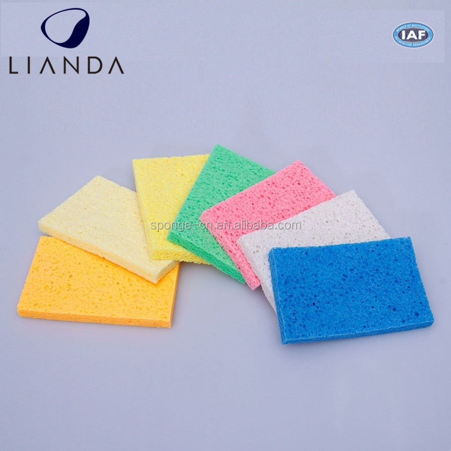 China Supplier Kitchen Washing Dish Sponge Scouring Pad Types Of ...