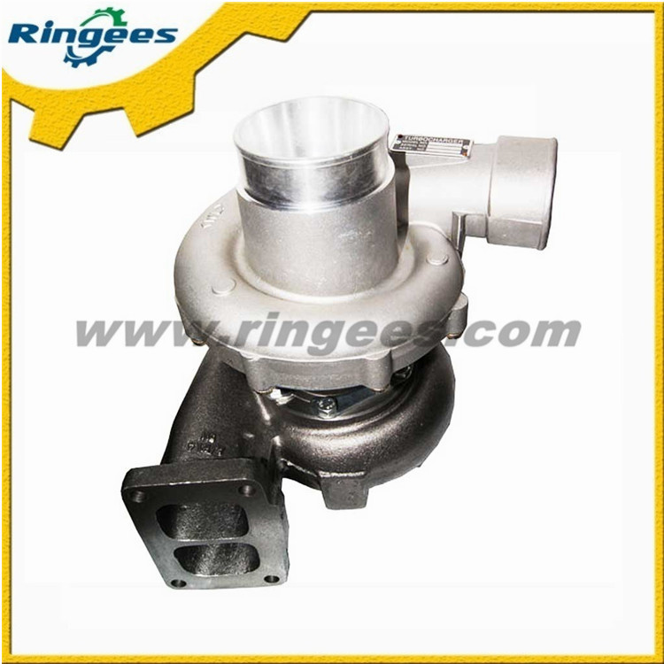 china wholesale turbocharger suitable for Daewoo DH130W excavator, Doosan turbo engine HX30W