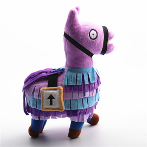 2018 hottest epic games plush dolls, epic games Fortnite Llama plush toys, Fortnite alpaca plush stuffed toys