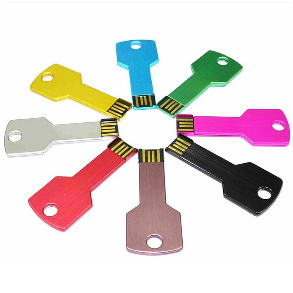 Key USB Flash Disk ,Real Capacity USB stick 4GB Pen Drive Gift USB Flash Disk USB flash drive