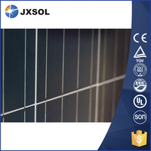 2016 Chinese 100w monocrystalline photovoltaics blue and black solars panel