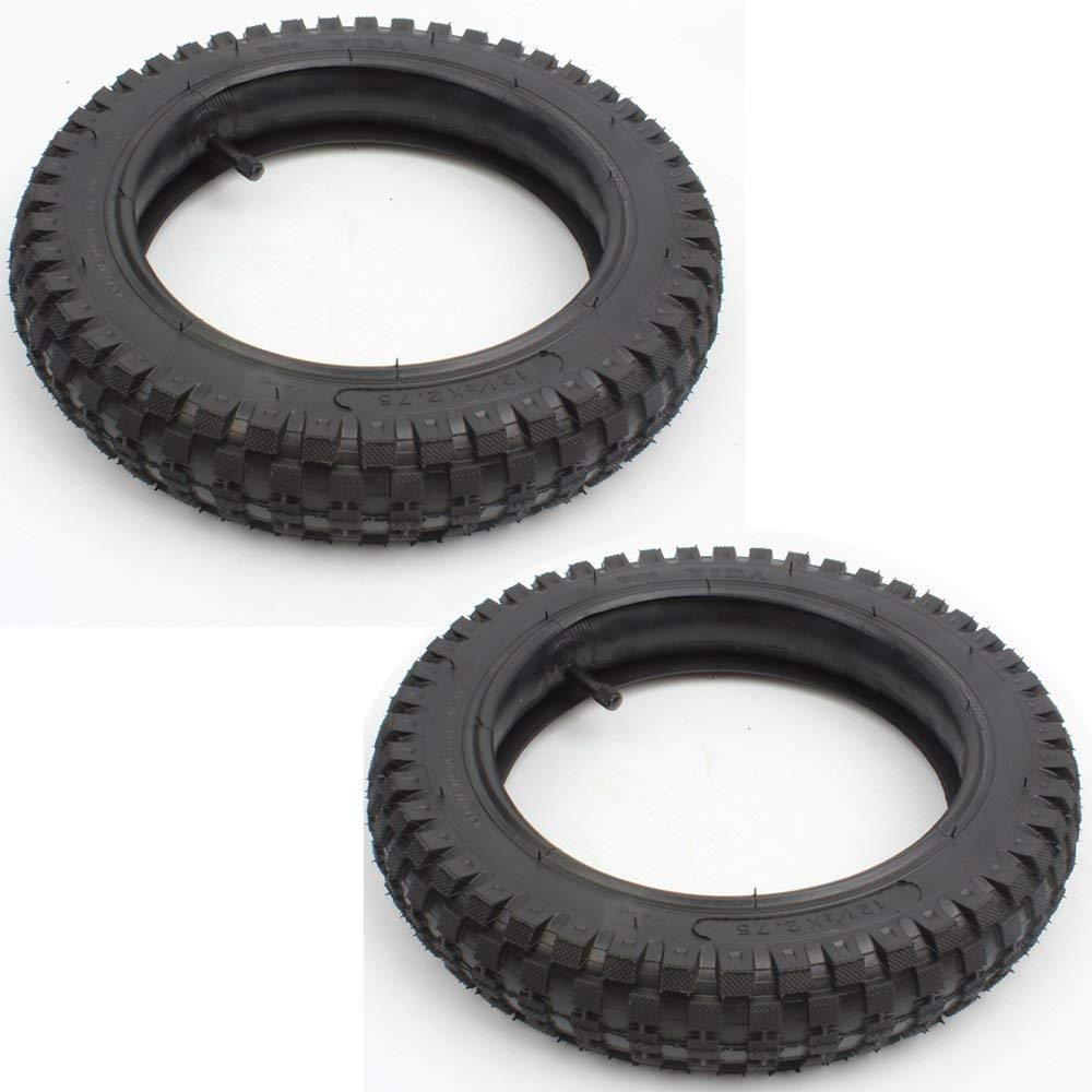 Wingsmoto 12 1//2 x 2.75 /(12.5 x 2.75/) Tire + Inner Tube