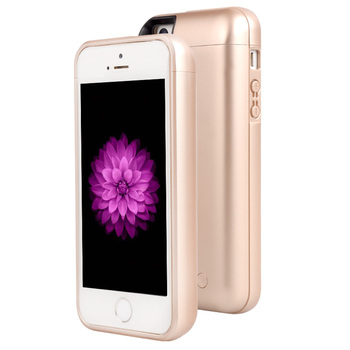 sale retailer d3560 a168b New Products 2018 Innovative Miniso Power Bank 4000mah Fast Charging  Wireless Battery Case For Iphone 5 With Hidden Stand - Buy Battery Case For  ...