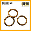 Best Quality Racing Motorcycle Muffer Exhaust Gasket for Honda CG150