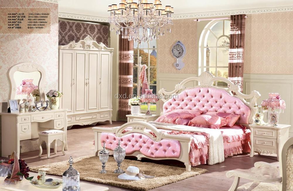Muebles de la habitaci n de color rosa para las ni as rosa for Muebles la rosa