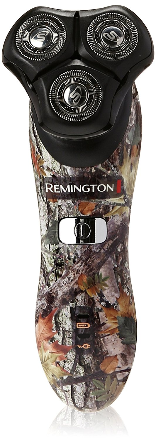 Remington Products Lithium Powered Rotary Shaver, Gone Hunting, XR1340OUTD