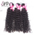 Unprocessed Raw Virgin Doll Heads Hair Styling Indian Curly Hair From India