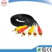 High quality RCA / vga male to male RCA Cable