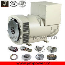 50Hz 380 V-480 V 25kw 30kw single/doble rodamiento 3 Fase 1500 RPM alternador sin escobillas/ <span class=keywords><strong>generador</strong></span>