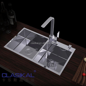 China supplier 304 SUS hand made good quality Italian kitchen sink