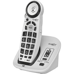 "Clarity Xlc2 Dect Cordless Phone . Cordless . 1 X Phone Line . Speakerphone . Caller Id ""Product Type: Phones/Analog & Digital Phones"""