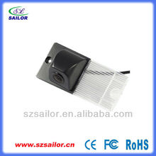waterproof 170degree CCD/CMOS reverse camera for kia sportage