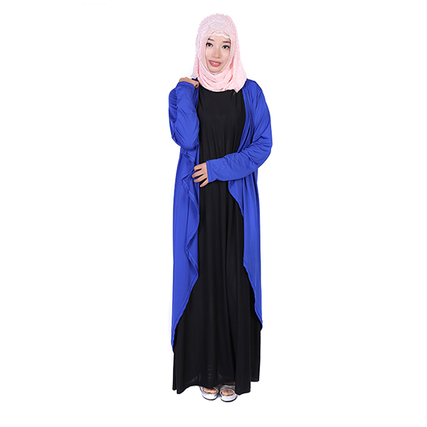 arab muslim abaya Two Pieces Beautiful women islamic clothing Cheap