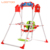 China factory cheap price happy kids outdoor indoor play set baby swing chair