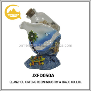 Wholesale resin souvenirs for desk decoration