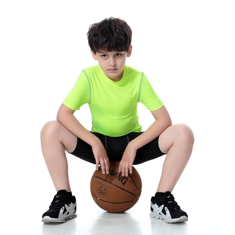 Boys' Compression Shorts 7