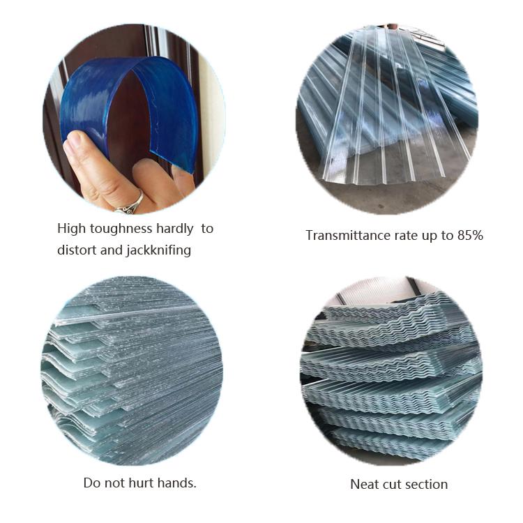 Translucent Fiberglass Roofing Sheets Transparent Frp