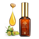 Beauty Salon Natural Hair Care OEM Organic Morocco Argan Oil Pure For Hair And Skin