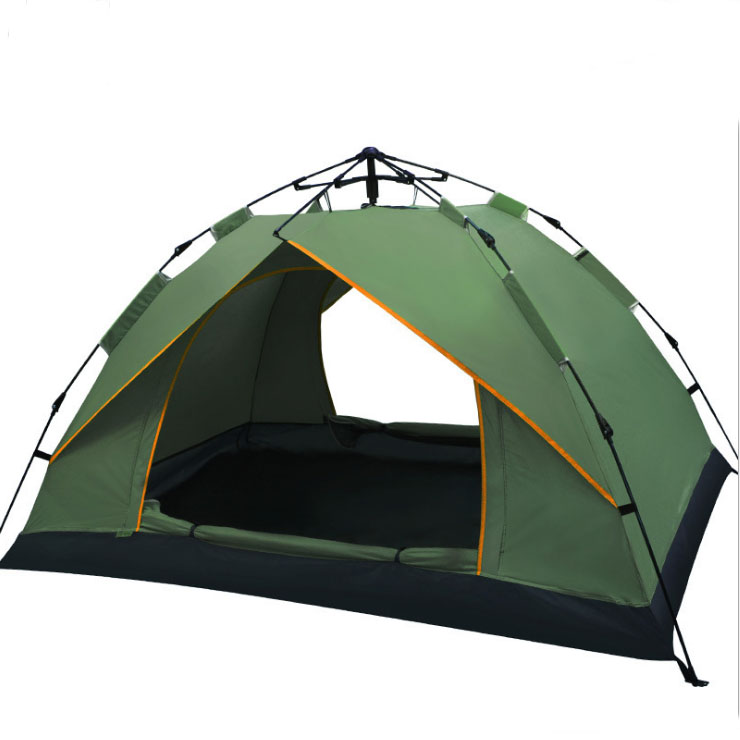 Easy set up 2 Persons Tourist Single Layer Windproof Waterproof PU C&ing Tent  sc 1 st  Alibaba & Easy Set Up 2 Persons Tourist Single Layer Windproof Waterproof Pu ...