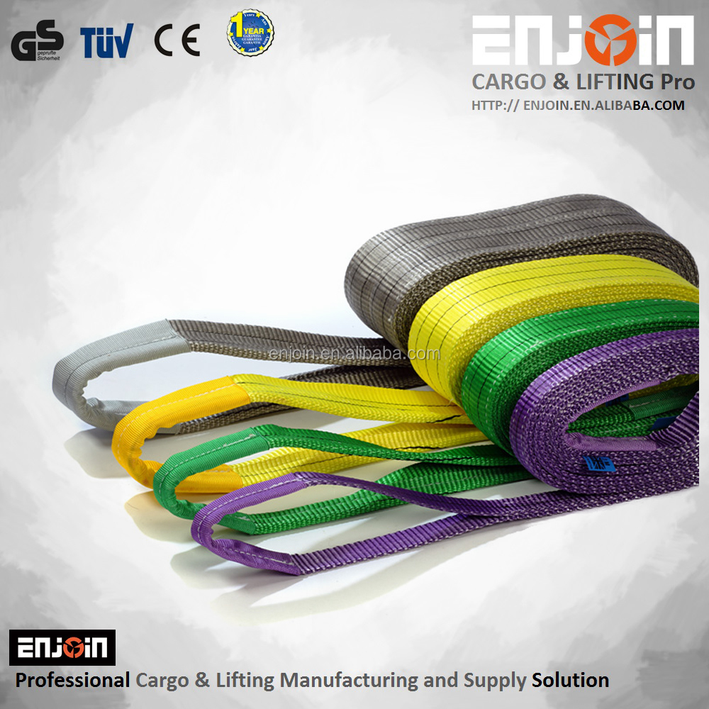 ENJOIN As Seen On Tv Lifting And Moving Straps Quality Rigging Manufacturer
