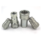 ISO5675 series 3/4 sizes Ball Valve Type Parker 4000 NPT/BSP Thread hydraulic fitting manufacturer