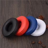 Original replacement earpad For Beats solo 2.0/3.0 Wireless Version Headset Ear pads Sponge Cushion Covers Accoriess