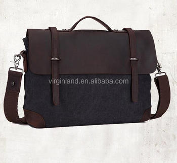 2167 Wholesale trendy mens leather business casual messenger leather cross  sling shoulder bag 8ac440f39f98b