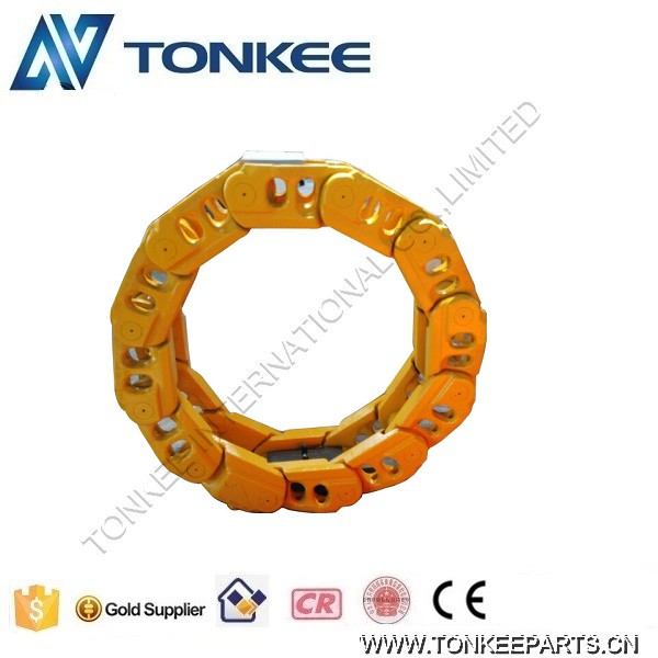 Bulldozer undercarriage parts D11N track chain D11N track chain assy
