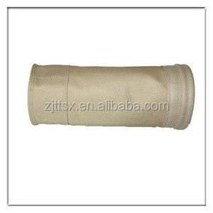 PPS filter fabric for dust collection bag