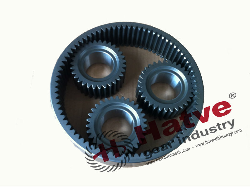 Carraro Planetary Gear Set