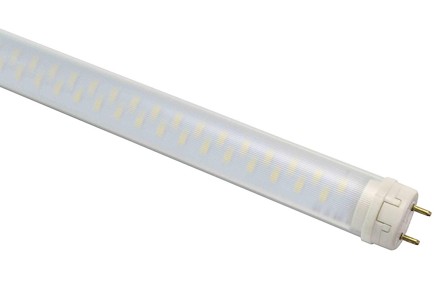 28 Watt LED Bulb - 4 Foot T8 Lamp - 2,925.8 Lumens - Replacement or Upgrade for Fluorescent Light(-Clear-110-277 VAC)