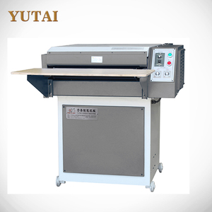 Professional Production Leather Ironing /Shoes making Equipment Machine For Hot melting