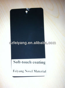 Soft Touch Coating