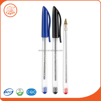 Lantu China Cool Plastic Advertising Promotional Click Ball Point Pen With Office Supplies