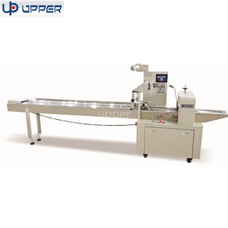 flow wrapping machine china bag <strong>pack</strong> for cookies package