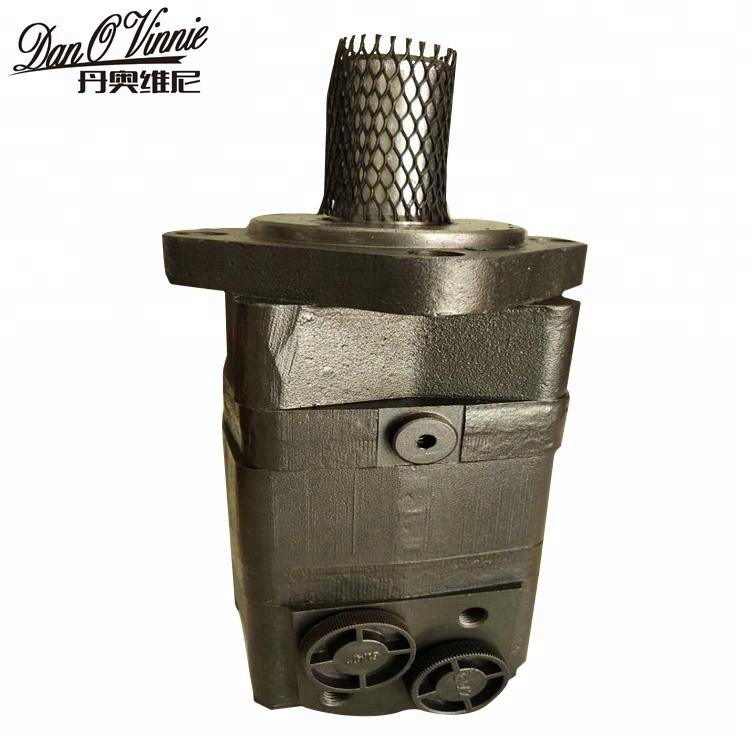 China BMS 2K series orbital motor/sauer danfoss hydraulic motor for pruning machine
