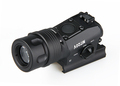 M720V LED Flashlight Tactical runtime 1 8 hours Batteries 2 x 123A not include CL15 0069