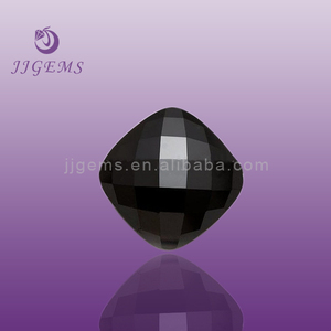 black gemstones names large faceted gemstones