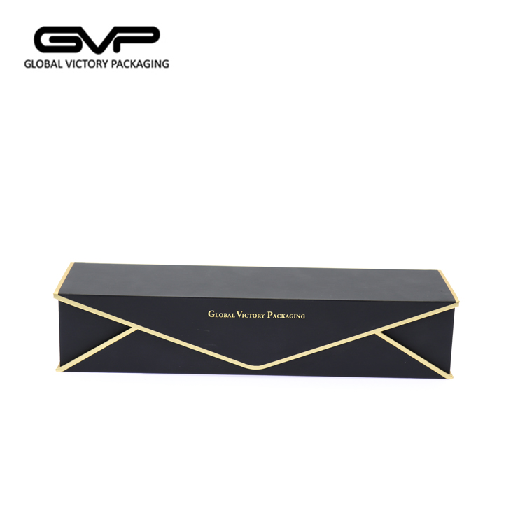luxury flat watch box for leather watch strap